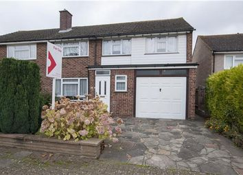 Thumbnail 5 bed semi-detached house for sale in Gload Crescent, Orpington, Kent