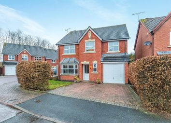 Thumbnail 5 bed detached house for sale in Hever Avenue, Warndon, Worcester