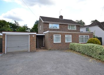 Thumbnail 3 bed detached house for sale in Eastwick Road, Burwood Park, Hersham, Walton-On-Thames