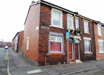 Thumbnail 3 bedroom end terrace house for sale in Elysian Street, Openshaw, Manchester