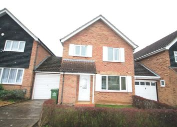 Thumbnail 4 bed link-detached house for sale in Eisenhower Road, Laindon, Basildon