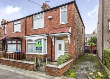Thumbnail 3 bedroom terraced house for sale in Latham Road, Middlesbrough