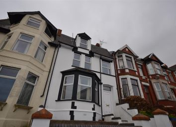 Thumbnail 5 bed terraced house for sale in Harbour Road, Barry