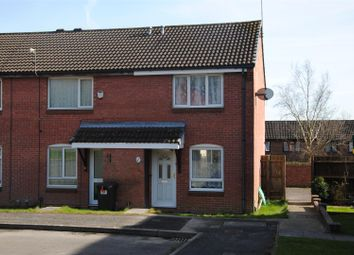 Thumbnail 2 bedroom end terrace house to rent in Frampton Close, Eastleaze, Swindon