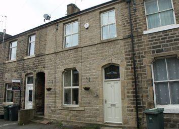 Thumbnail 2 bed terraced house to rent in James Street, Slaithwaite, Huddersfield