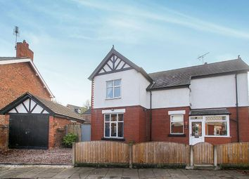 Thumbnail 3 bed detached house for sale in Marsh Green Road, Elworth, Sandbach