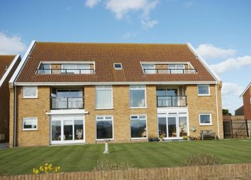 Thumbnail 3 bed flat for sale in Sea Road, Milford On Sea, Lymington