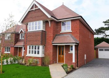 Thumbnail 4 bed detached house for sale in St Winefrides Road, Plot B, Littlehampton