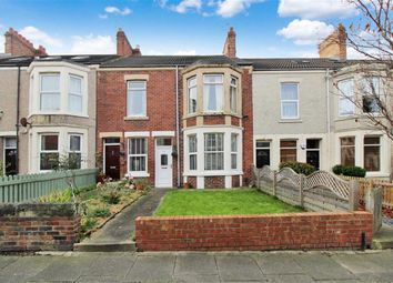 Thumbnail 3 bed flat for sale in Cambridge Avenue, Whitley Bay