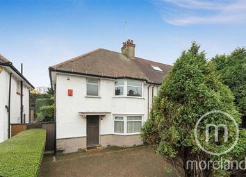 Thumbnail 3 bed semi-detached house for sale in The Vale, Golders Green