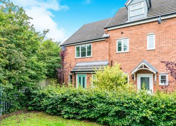 Thumbnail 3 bed end terrace house for sale in Forge Close, Churchbridge, Cannock, Staffordshire