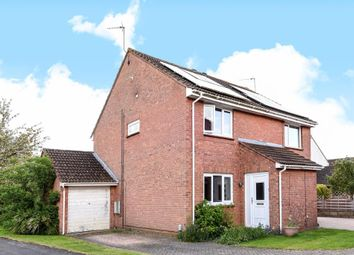 Thumbnail 3 bed semi-detached house for sale in Lee Avenue, Abingdon-On-Thames
