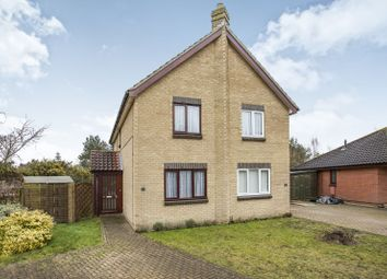 Thumbnail 2 bed property to rent in Burgess Place, Martlesham Heath, Ipswich