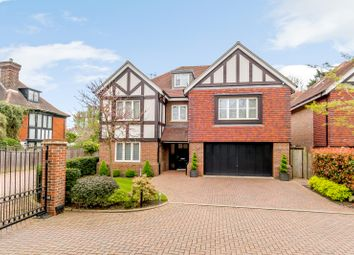 Thumbnail 5 bed detached house for sale in Branston Close, Watford