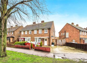 Thumbnail 3 bed semi-detached house for sale in Trebble Road, Swanscombe, Kent