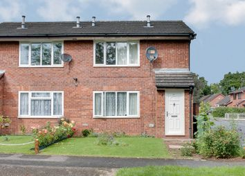 Thumbnail 1 bed maisonette for sale in Hawkesbury Close, Redditch