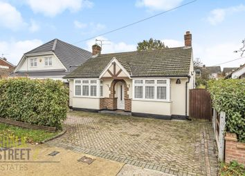 Thumbnail 3 bedroom detached bungalow for sale in Hubbards Chase, Hornchurch