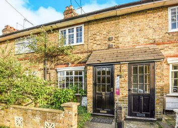 Thumbnail 2 bed terraced house for sale in Manor Cottages Approach, London
