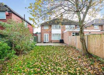 3 bed semi-detached house for sale in Mountjoy Crescent, Solihull B92