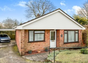 Thumbnail 2 bed detached bungalow for sale in Juniper Road, Firsdown, Salisbury