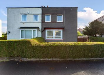 Thumbnail 3 bed semi-detached house for sale in Southfield Crescent, Pollok