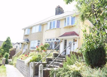 Thumbnail 3 bed semi-detached house for sale in Mount Pleasant, Swansea