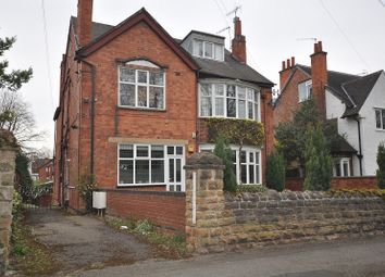 Thumbnail 4 bed flat to rent in Carisbrooke Drive, Mapperley Park, Nottingham