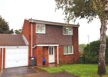 Thumbnail 4 bed link-detached house for sale in Brynglas, Hollybush, Cwmbran