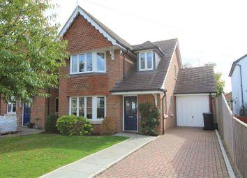 Thumbnail 3 bed detached house for sale in Kings Head Lane, Byfleet, West Byfleet