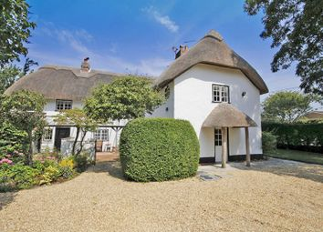 Thumbnail 5 bed country house for sale in Salisbury Road, Burton, Christchurch, Dorset