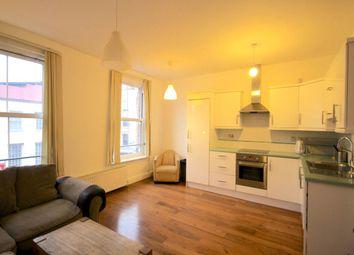 Thumbnail 1 bed flat to rent in Alvington Crescent, London