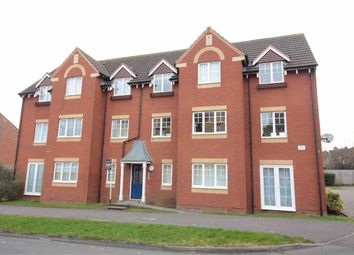 Thumbnail 2 bed flat for sale in Pinkers Mead, Emersons Green, Bristol