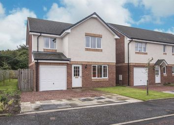 Thumbnail 4 bedroom detached house for sale in Thomson Drive, Redding, Falkirk