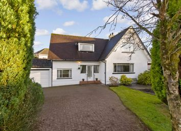 Thumbnail 3 bed detached bungalow for sale in 49 Castlehill Drive, Newton Mearns