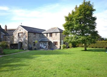 Thumbnail 3 bed detached house for sale in Duloe, Liskeard, Cornwall