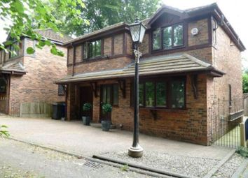 Thumbnail 4 bedroom detached house for sale in Vicarage Court, Hyde
