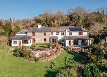 Thumbnail 6 bedroom detached house for sale in Townlake, Tavistock