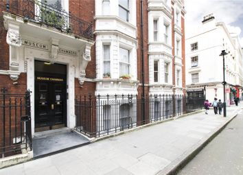 Thumbnail 3 bed flat for sale in Museum Chambers, Bury Place, London