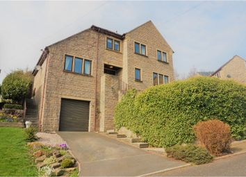 Thumbnail 4 bed detached house for sale in Bankfield Grange, Halifax
