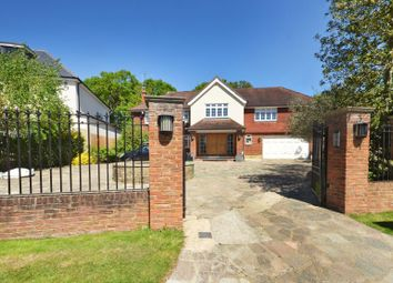Thumbnail 6 bed detached house for sale in Thornley, Coombe Park, Coombe Park Estate, Kingston Upon Thames, Surrey