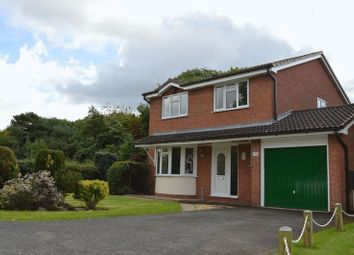 Thumbnail 4 bed detached house to rent in Ivatt Close, Telford
