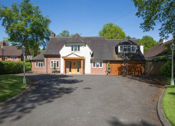 Thumbnail 5 bedroom detached house for sale in Penn Lane, Tanworth-In-Arden, Solihull