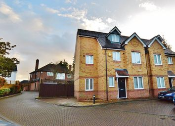Thumbnail 4 bed semi-detached house for sale in Linden Close, Iver