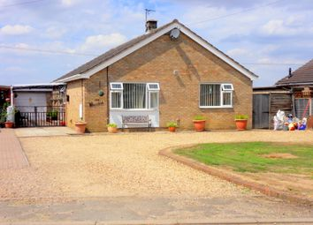 Thumbnail 3 bed detached bungalow for sale in Railway Lane South, Sutton Bridge, Spalding, Lincolnshire