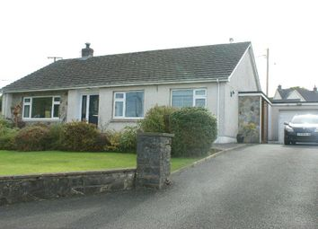 Thumbnail 3 bed detached bungalow for sale in Waungilwen, Carmarthenshire