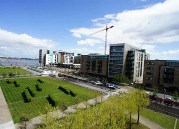 Thumbnail 2 bed flat to rent in Hartland House, Prospect Place, Cardiff