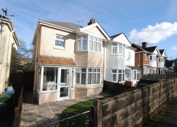 Thumbnail 3 bed semi-detached house for sale in Copsewood Road, Southampton
