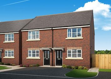 "Thumbnail 2 bed property for sale in ""The Halstead At Queens Way, Doncaster"" at Redland Crescent, Thorne, Doncaster"
