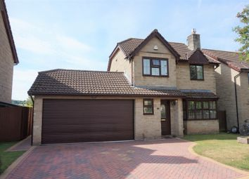 Thumbnail 4 bed detached house for sale in Manor Close, Farrington Gurney