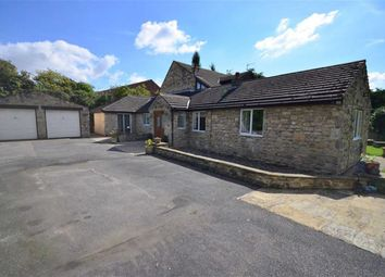 Thumbnail 5 bedroom detached bungalow for sale in High Street, South Milford, Leeds
